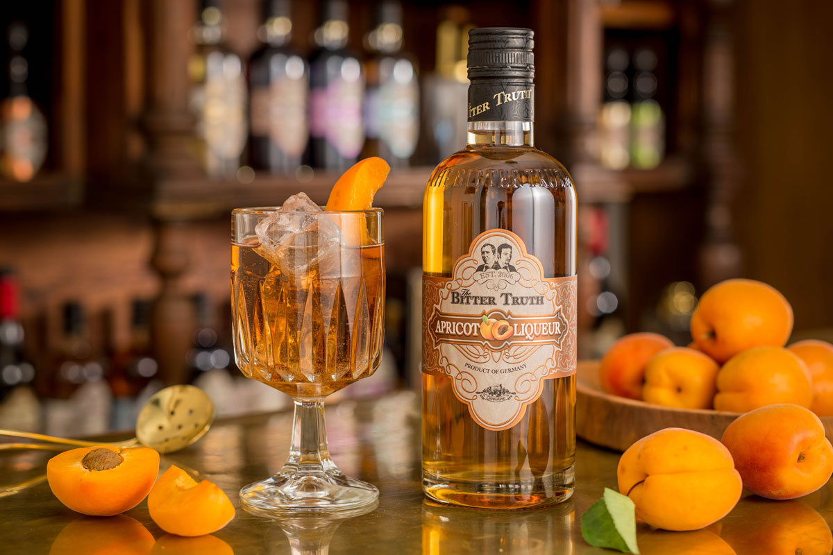 The Bitter Truth Apricot Liqueur Header