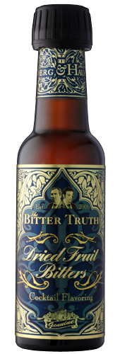 The Bitter Truth Dried Fruit Bitters