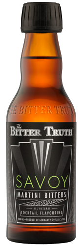 The Bitter Truth Savoy Martini Bitters