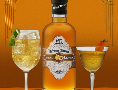 Enjoy Drinks with The Bitter Truth Apricot Liqueur