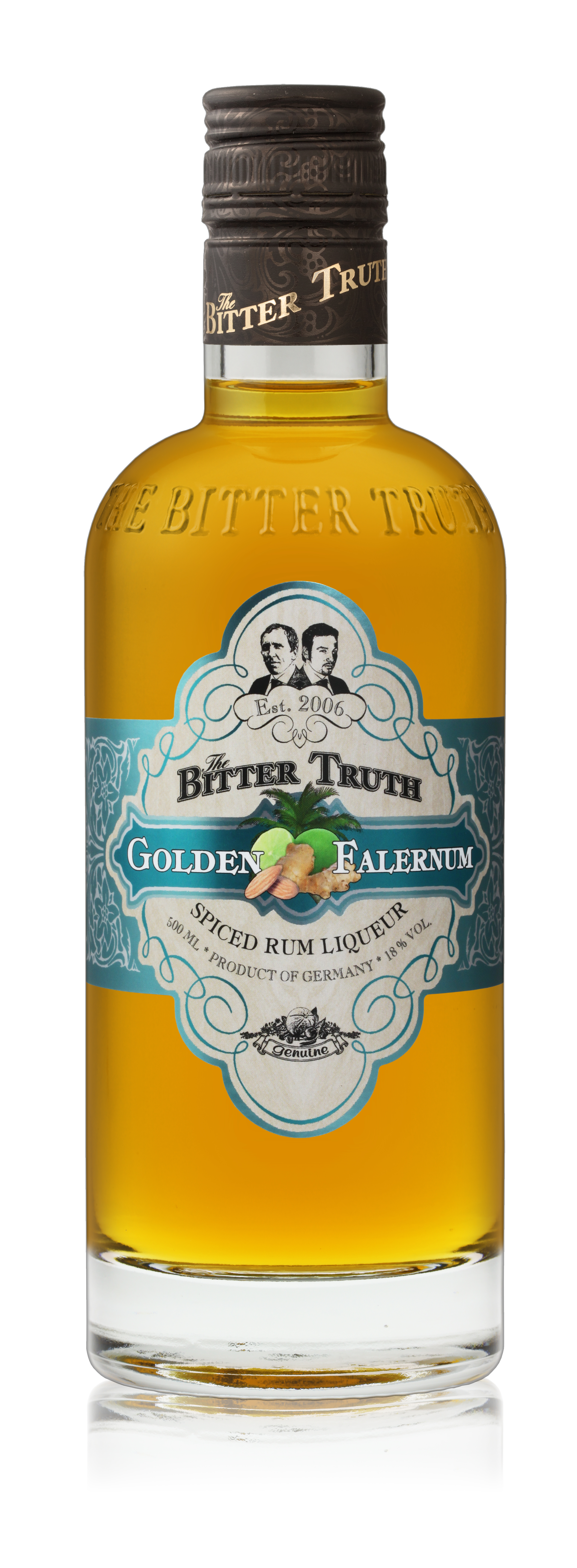 The Bitter Truth Golden Falernum