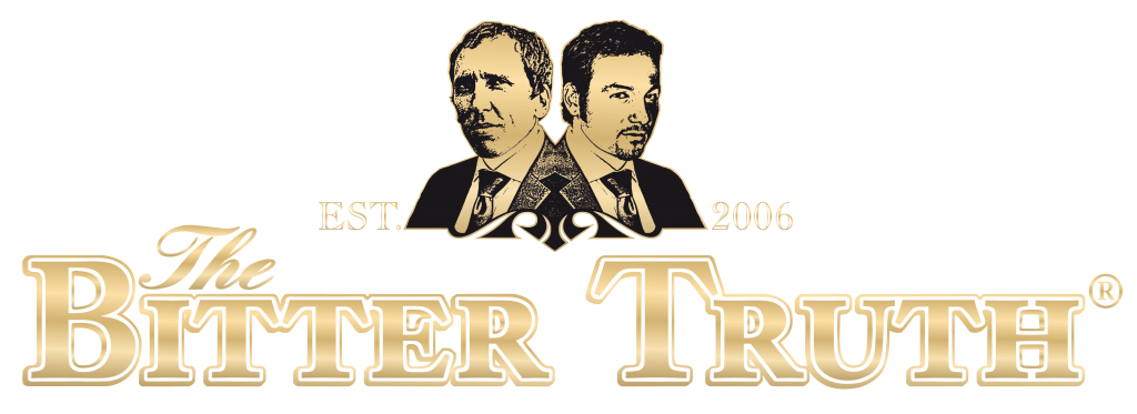 Bitter Truth Logo for dark Background