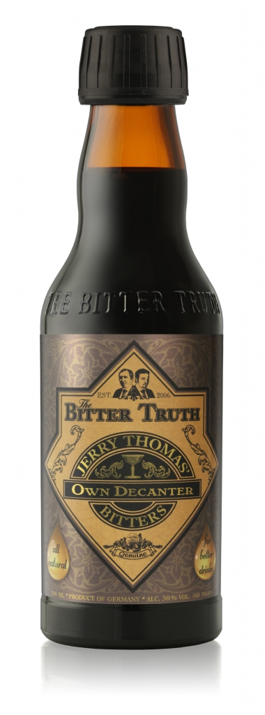 The Bitter Truth Jerry Thomas Bitters