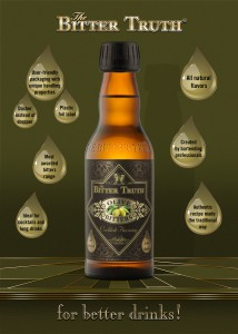The Bitter Truth Olive Bitters factsheet