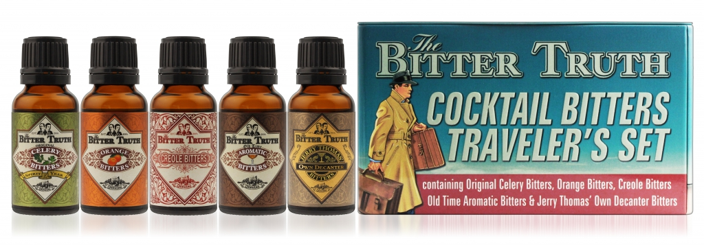 The Bitter Truth Traveler`s Set
