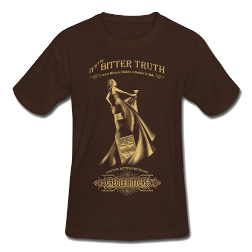 The Bitter Truth Creole T-Shirt