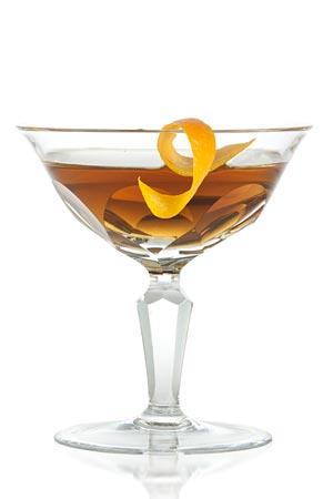 Mainhattan Cocktail