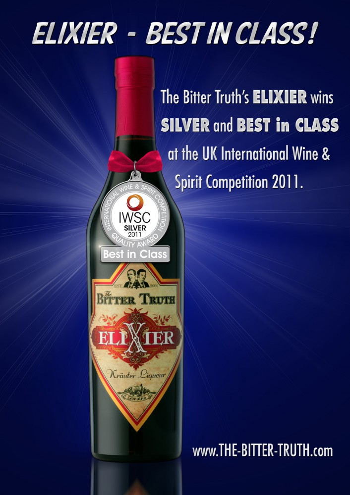 The Bitter Truth EXR IWSC UK Award