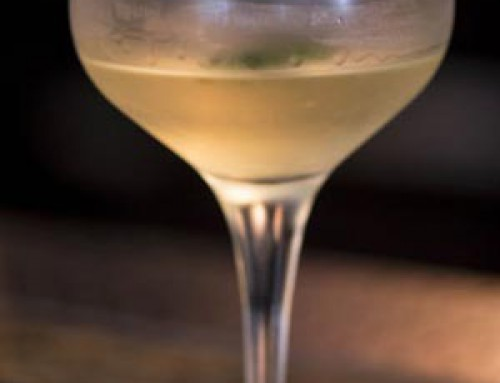 The Underground Martini by Ali Bell