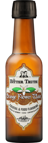 The Bitter Truth Orange Flower Water
