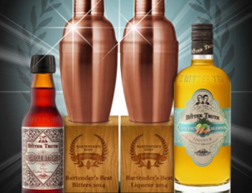 Bartenders Best Awards – The Bitter Truth among the Best