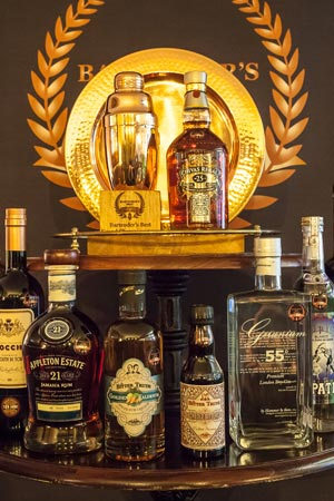 Bartenders Best Awards 2014 All Winner