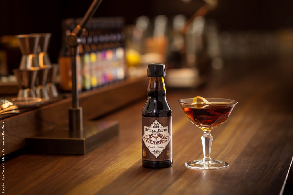 The Bitter Truth Aromatic Bitters & Manhattan Cocktail