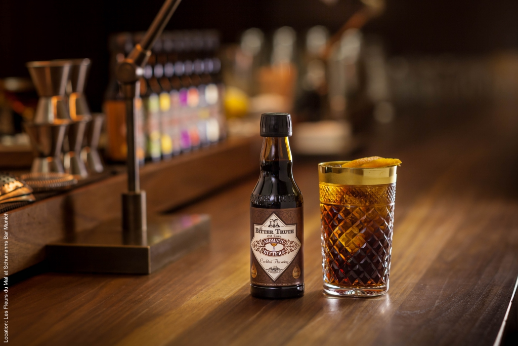 The Bitter Truth Aromatic Bitters with Rum & Cola