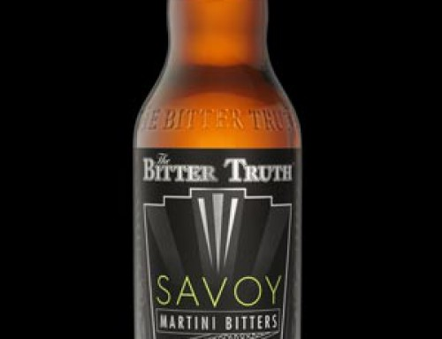 Bitters celebrating 125 years of the SAVOY HOTEL London