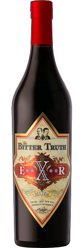 The Bitter Truth EXR Bitter Liqueur