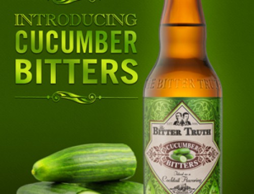 Introducing Cucumber Bitters this Summer