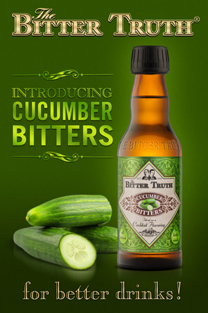 Cucumber Bitters Introduction