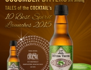 Cucumber Bitters Top 10 Best New Product Releases 2015