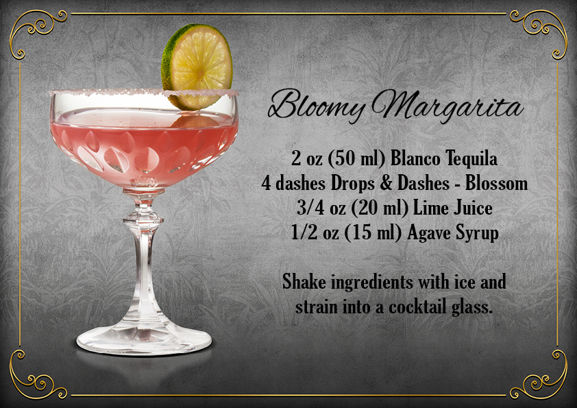 The Bitter Truth Drops & Dashes Bloomy Margarita