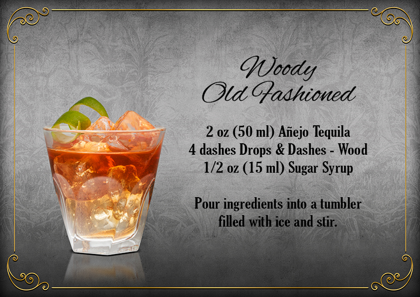 The Bitter Truth Drops & Dashes Rooty Gimlet