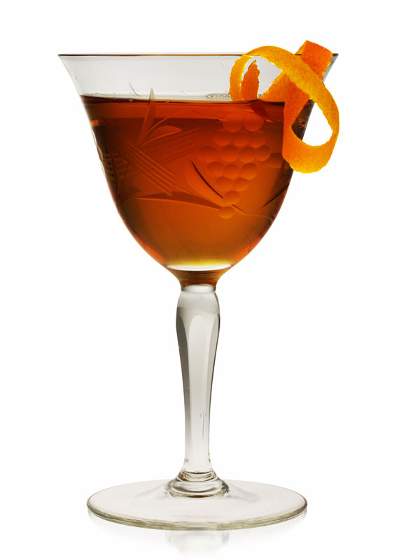 Forth Regiment Cocktail