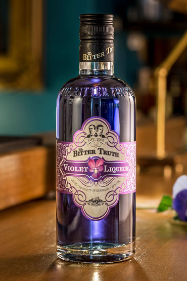 The Bitter Truth Violet Liqueur product image
