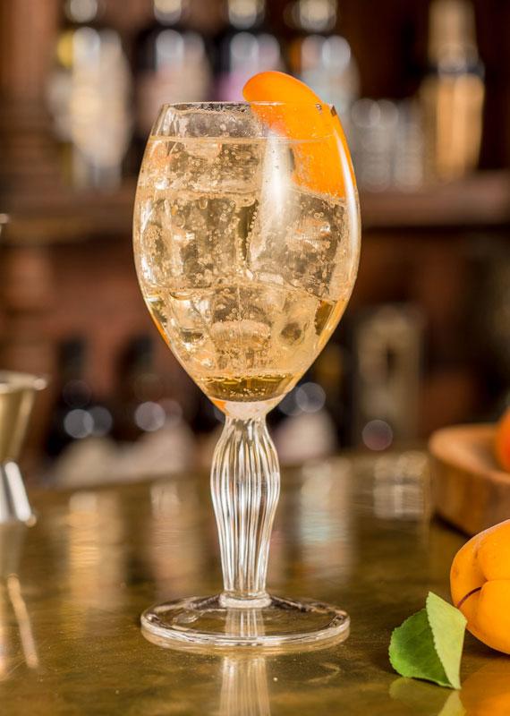 Apricot Spritz