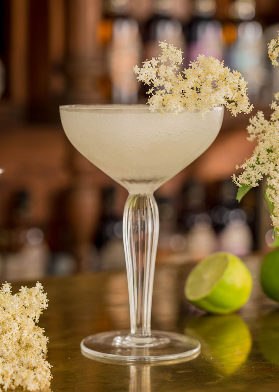Elderflower Daiquiri