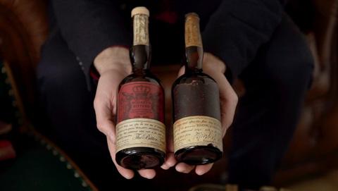 Bogarts Bitters Bottles